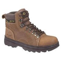 Men's 6 inch Ad Tec® Hikers, Brown