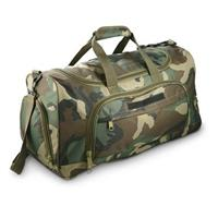 Cactus Jack Large Locker Bag, Woodland