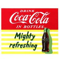 """Mighty Refreshing"" Canvas Art"