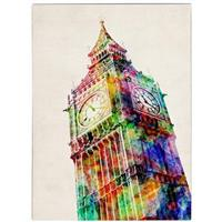 "Michael Tompsett ""Big Ben"" Canvas Art"