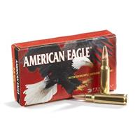 Federal American Eagle 6.8 Remington SPC Ammo, 115 Grain FMJ, 20 Rounds