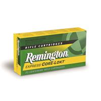 Remington, .260 Rem., PSP Core-Lokt, 140 Grain, 20 Rounds