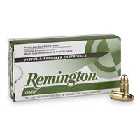 Remington UMC, .357 Sig, MC, 125 Grain, 50 Rounds