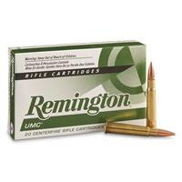 Remington UMC, .303 British, MC, 174 Grain, 20 Rounds