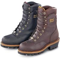 Chippewa® Waterproof Super Logger Work Boots