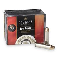 Federal Premium Personal Defense, .357 Magnum, HS JHP, 130 Grain, 20 Rounds