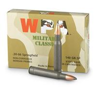 Wolf, .30-06, SP, 140 Grain, 200 Rounds