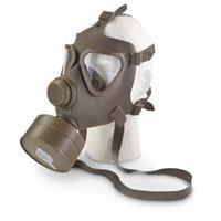 German Military Surplus Gas Mask, New