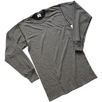 Rock Face® 2-layer Thermal Shirt from Rock Face®, Charcoal