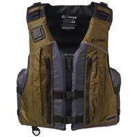 Pike All-Adventure Life Vest from Onyx®, Taupe / Charcoal