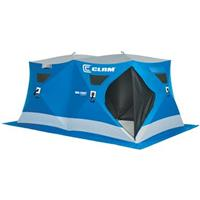 Clam Bigfoot XL6000 TC 6 to 8-angler Ice Shelter