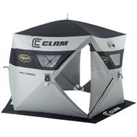 Clam™ Jason Mitchell Thermal 5000 6-angler Ice Shelter