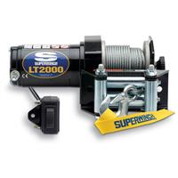 Superwinch® LT2000 12V ATV Winch with Accessories