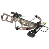 Parker® Enforcer 160-lb. Crossbow with 3X Illuminated Multi-reticle Scope Package