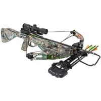 Parker® Challenger Small Frame Crossbow with 3X Multi-reticle Scope Package