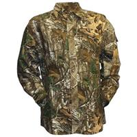 Gamehide® Ultra-Lite Button-up Shirt, Realtree Xtra®
