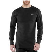 Carhartt® Heavyweight Crewneck Shirt, Black