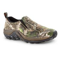 Merrell Men's Camo Jungle Mocs, Realtree Xtra Green