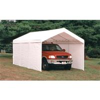 ShelterLogic Max AP Sidewalls & Doors Canopy Enclosure Kit, 10 foot x 20 foot