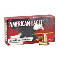 Federal American Eagle, 9mm Luger, TMJ, 147 Grain, 50 Rounds
