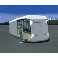 PolyPro III Class A Extra Tall RV Cover, Gray