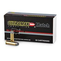 Ultramax, Remanufactured, .44 Mag, SWC, 240 Grain, 500 Rounds