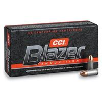CCI Blazer Centerfire .38 SPL 158 Grain LRN 50 rounds (Box photoed is for illustrative purposes only, offer is for .38 Special Centerfire Ammo)