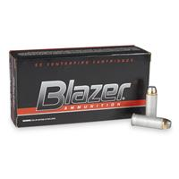 CCI Blazer, .44 Remington Magnum, JHP, 240 Grain, 50 Rounds