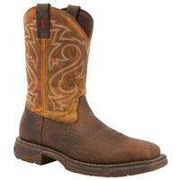 Workin' Rebel by Durango® Pull-On Western Boots, Tan / Burnt Ochre