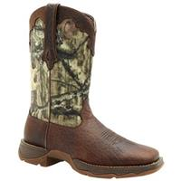 Lady Rebel by Durango® 10 inch Camo Cutie Western Boot, Mossy Oak Break-up® Infinity™