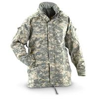 New U.S. Military Surplus GORE-TEX® Waterproof Parka, Army Digital