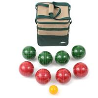 Lion Sports® 100mm Backyard Resin Bocce Set in PVC Carry Bag