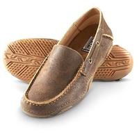 Ariat Men's Gleeson Slip-ons, Weathered Wood