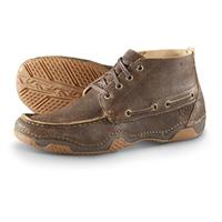 Men's Ariat Holbrook Chukkas, Weathered Wood