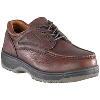 Women's Florsheim® Work Eurocasual Steel Toe Work Shoes, Dark Brown