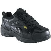 Men's Reebok® Internal Met Guard Oxford Shoes, Black