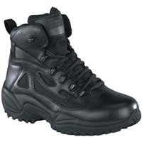 Men's Reebok® 6 inch Stealth Side Zip Tactical Boots, Black