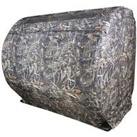 Beavertail® Outfitter 3-person Hay Bale Blind, Max-4