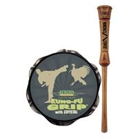 Primos® Kung Fu Grip Crystal Pot Call