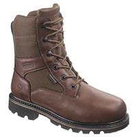 "Men's 8"" Wolverine® Novack Waterproof 1,000 grams of Thinsulate™ Ultra Insulation Hunting Boots"