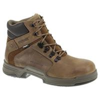 Men's Wolverine® Griffen Durashocks® SR 6 inch Steel Toe Electrical Hazard Waterproof Boots, Tan