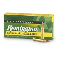 Remington Centerfire Rifle 7mm-.08 Rem. 120 Grain HP 20 Rounds