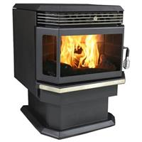 U.S. Stove Company Bay Front Pellet Stove