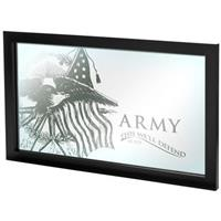 "U.S. Army ""This We'll Defend"" Framed Mirror"