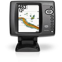 Humminbird 678ci HD XD