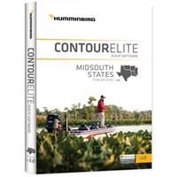 Humminbird LakeMaster 2014 Mid-south States (TX / OK / AR / LA) Contour Elite PC Software