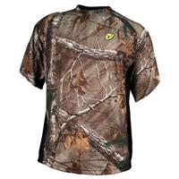 Men's Scentblocker® 8th Layer™ Short-sleeved Shirt, Realtree Xtra®