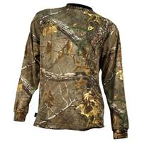 Men's Scentblocker® Long-sleeved T-shirt, Realtree Xtra®