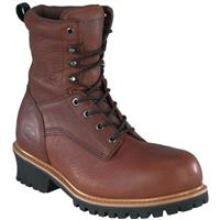 Men's Florsheim® 9 inch Composite Toe Waterproof Logger Boots