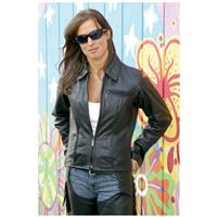 Women's Electra Jacket by Milwaukee Motorcycle Clothing Company®